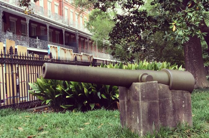 Civil War Walking Tour Through the French Quarter