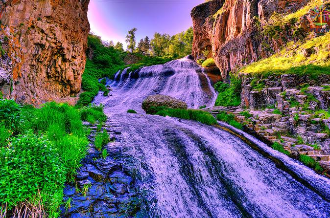 Private Tour: Jermuk, Shaki waterfall
