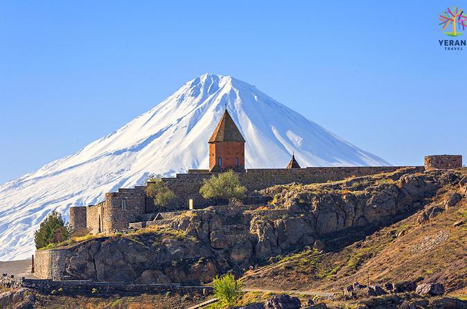 Private Tour: Khor Virap, Echmiadzin, Zvartnots