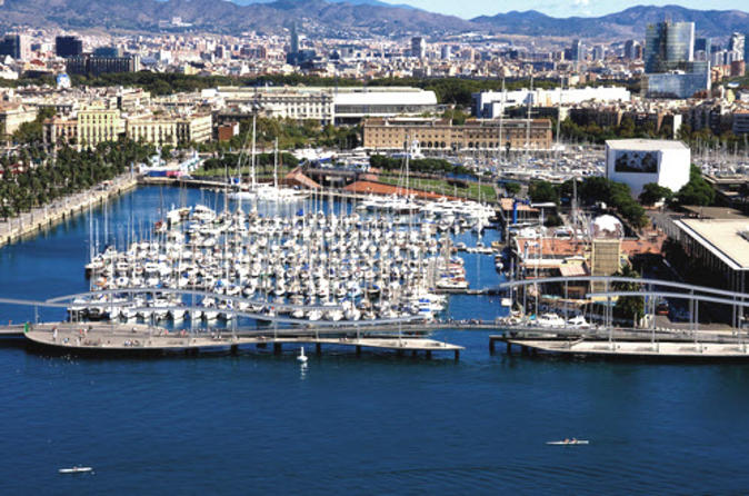 Barcelona Coast Helicopter Tour