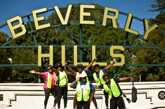 Movie Star Homes GPS Self-Guided Bike Tour