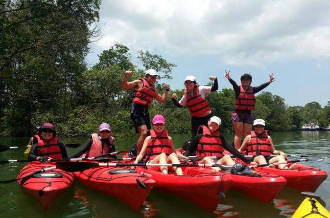 Kayak Tour of Pulau Ubin from Singapore