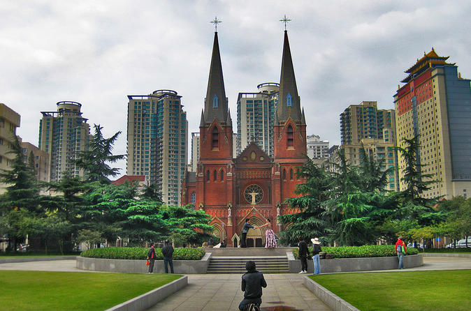 Private Shanghai Church and Jesuits - Expert Guided Walking Tour
