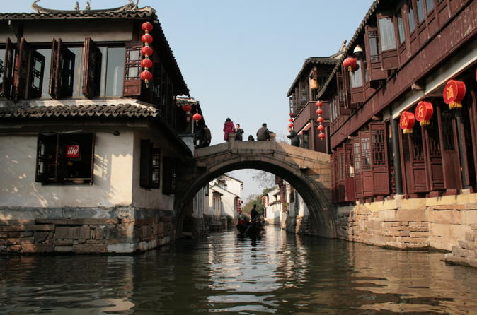 Private Tour: Zhujiajiao Water Town from Shanghai