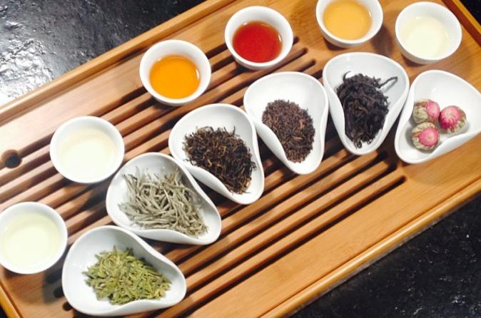 Private Chinese Tea Tasting with Tea Master