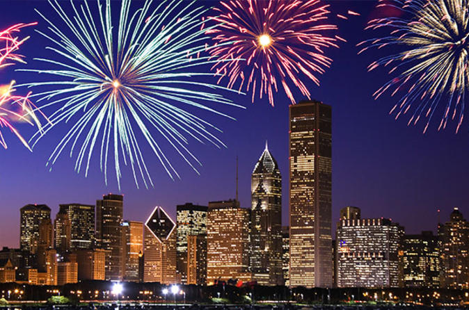 Chicago Architecture Fireworks Cruise