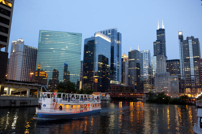 Chicago River Cocktail Cruise