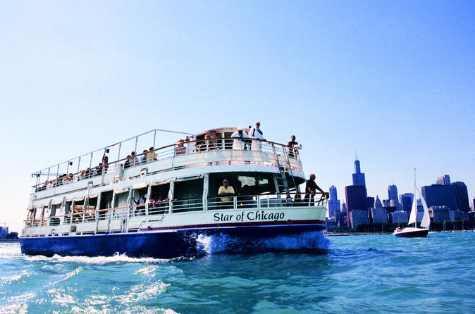 Lake Michigan Sightseeing Cruise