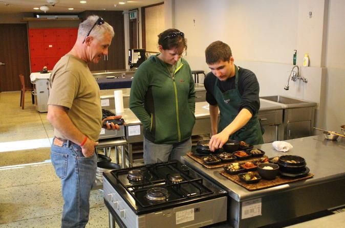 Experience Seoul: Korean Intermediate Cooking Class