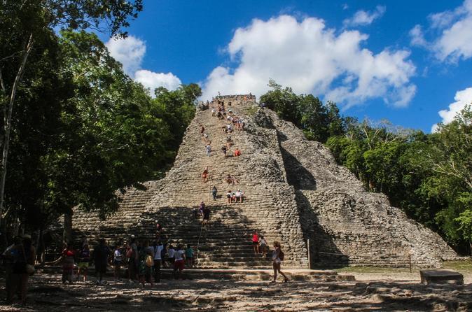Coba, Cenote, Tulum And Playa Del Carmen Tour From Mayan Riviera
