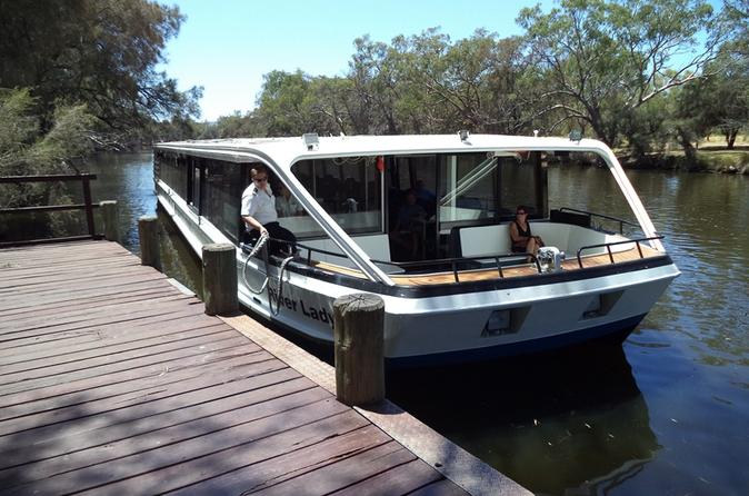 Swan Valley River Cruise and Wine Tasting Day Trip from Perth