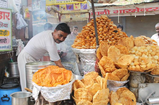 Agra Food Tasting Walking Tour India, Asia