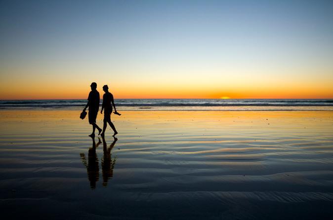 Evening at the Beach in Chennai: Marina Beach, Covelong Beach or Elliot Beach with Private Transport