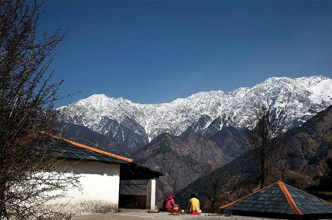 Magnificent Hills Of Himachal - Dharamsala With Shimla - Delhi