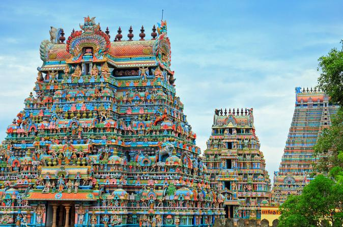 Private Chennai City Tour with Fort St George and Kapaleeshwarar Temple