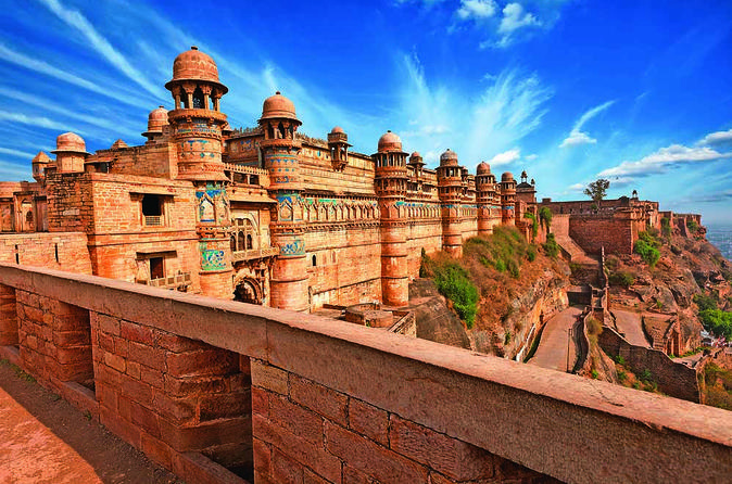Private Tour: Grandeur Day Tour in Gwalior
