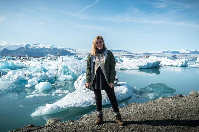 3-Day Iceland Short Break Adventure: Golden Circle, South Coast, Waterfalls & Glacier Lagoon