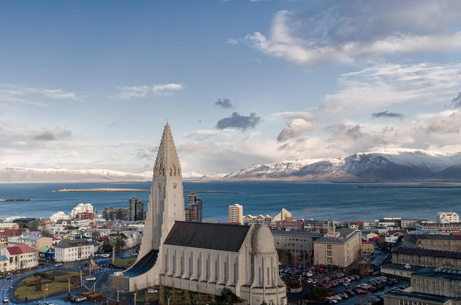 8-Day Icelandic Ring Road Tour: Glaciers, Geysers, Waterfalls & Whales from Reykjavik