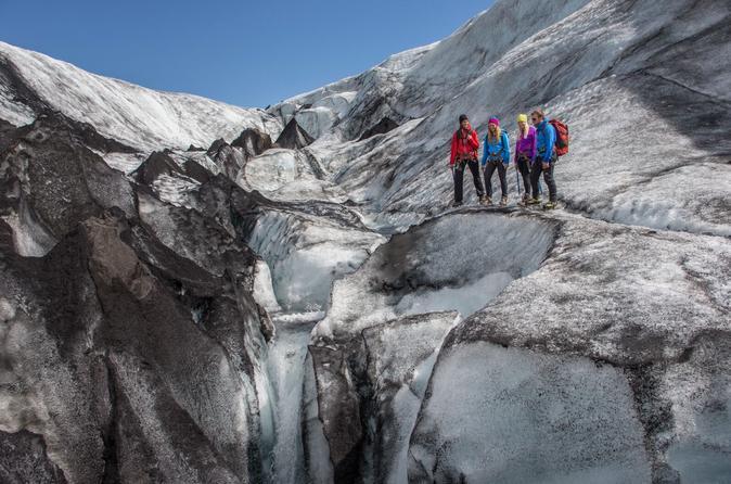 90-minute Glacier Hike on Sólheimajökull Glacier