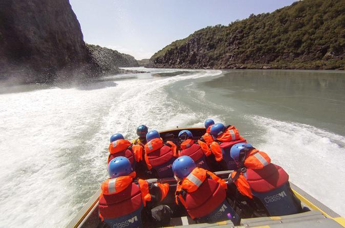 Jet Boat Adventure & Secret Lagoon Self Drive Adventure from Reykjavik