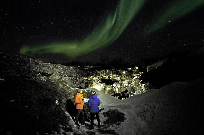 Small-Group Northern Lights Tour from Reykjavik by Super Jeep