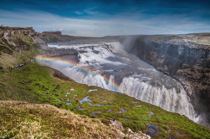 Small Group Super Jeep Tour: Golden Circle And Glacier