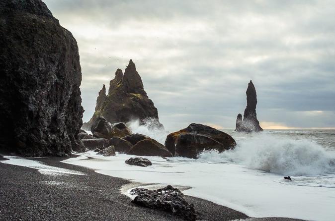 South Coast, Reynisfjara Beach & Waterfalls Small-Group Day Trip from Reykjavik