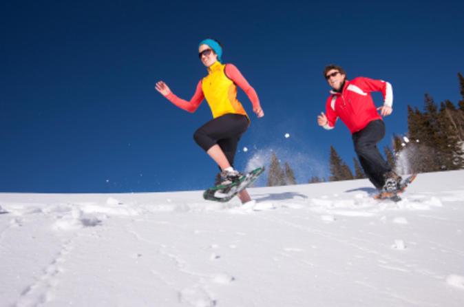 Front Range Snowshoeing Adventure