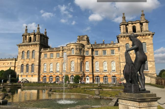 Cotswolds and blenheim palace private driving tour in oxford 540410