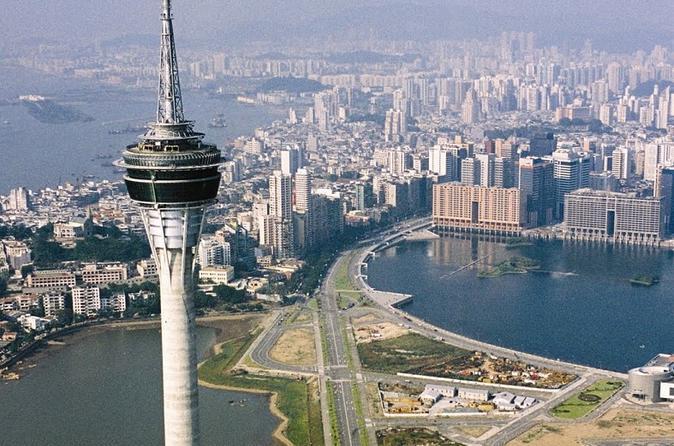 3-Night Hong Kong and Macau Tour