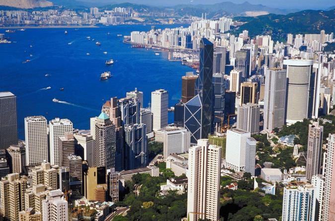 5-Day Hong Kong and Macau Independent Tour