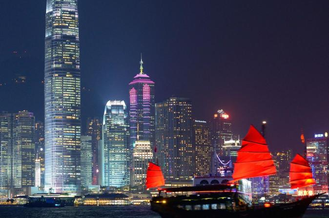 6-Day Hong Kong, Guangzhou and Macau Tour