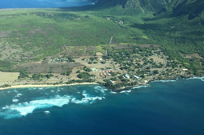 Kalaupapa Saint Damien Air And Ground Tour- Molokai Departure - Maui
