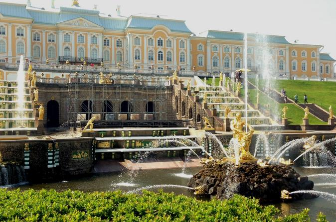 Monday Best Tour Of StPetersburg - Saint Petersburg