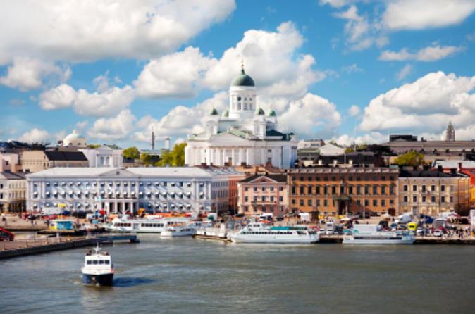 Helsinki Day Trip from Tallinn