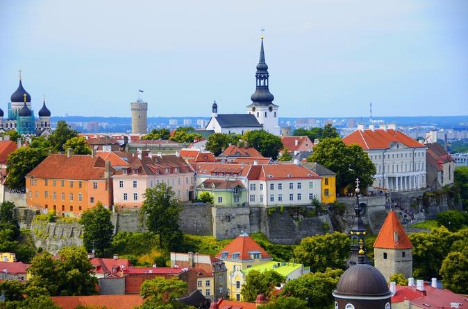 Tallinn sightseeing tour by coach and foot in tallinn 116870