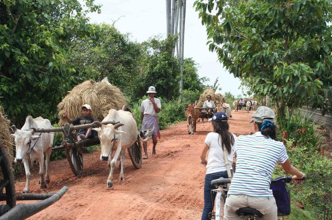 Join-in-Tour durch die Gegend um Siem Reap