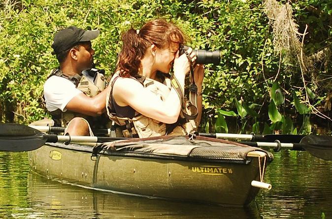 Mangrove Tunnel Kayak Eco Tour