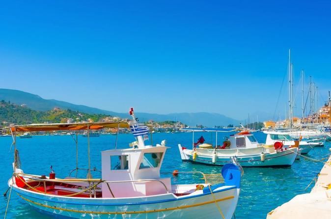 Athens Sunrise Cruise