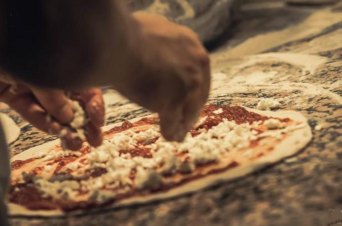 Baking Rome: Organic Super Food Pizza Making Close To The Vatican