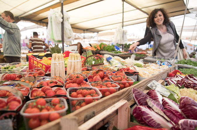Small-Group Rome Food Walking Tour: Trastevere, Campo de' Fiori and Jewish Ghetto