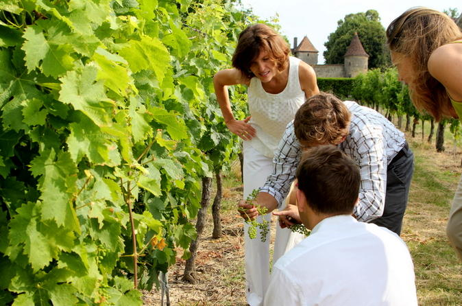 2 Wine Regions Within A Day : Saint-Emilion And Medoc - Bordeaux