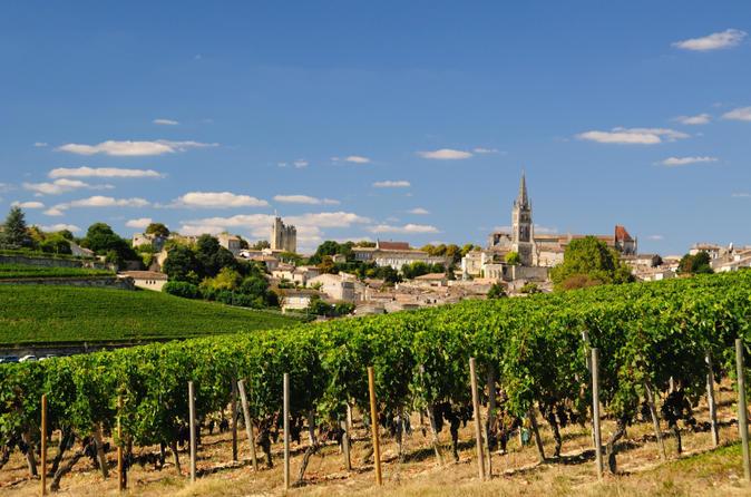 Bordeaux Super Saver: Médoc Wine Tour and Lunch plus St-Emilion or Graves