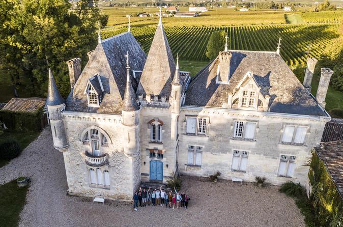 Morning Tour To Saint-Emilion Wine Region - Bordeaux