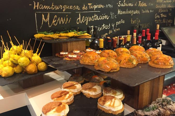 Small group half day tapas tour to san sebastian from biarritz in biarritz 308303