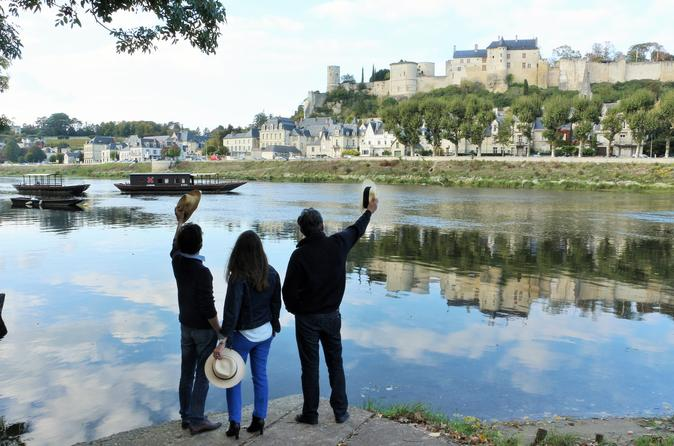 Small-Group Wine Tasting Tour to Chinon from the town of Tours