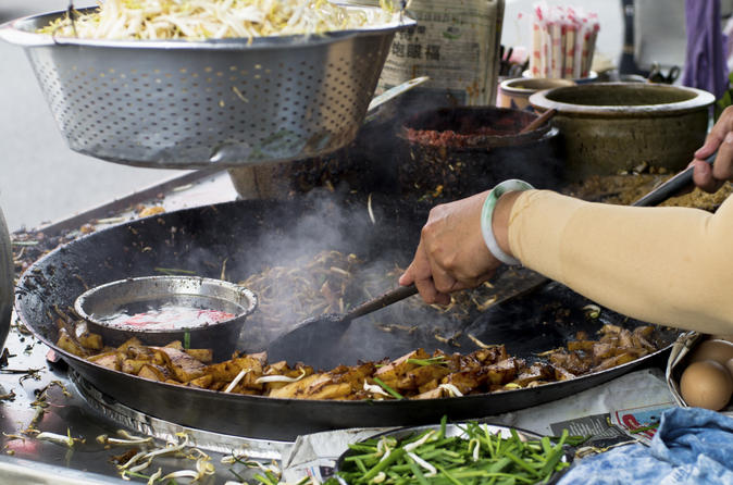 Private Tour: Ipoh Old Town Food Tour from Kuala Lumpur