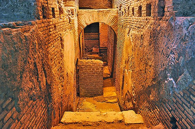 Insula of Vicus Caprarius - Underground Rome