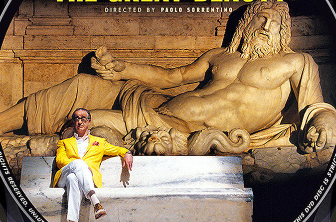 On the traces of: 'The Great Beauty' the movie, in Rome