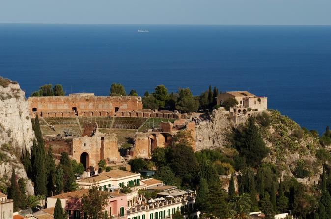 Taormina segway tour in taormina 130571